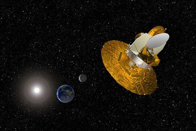 Resultado de imagen de Evolución Universo WMAP.jpg